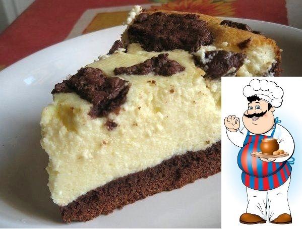 "Пирог ""Бурёнка"""