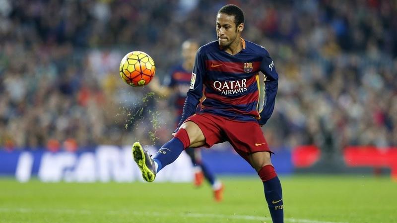 Neymar JR best goal in FC Barcelona Лучший гол Неймара за Барселону
