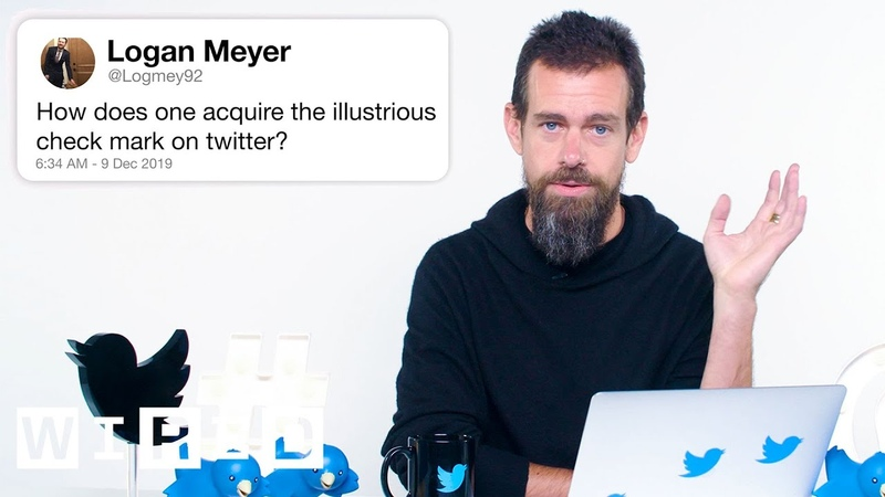 Twitter Co Founder Jack Dorsey Answers Twitter Questions From Twitter Tech Support WIRED