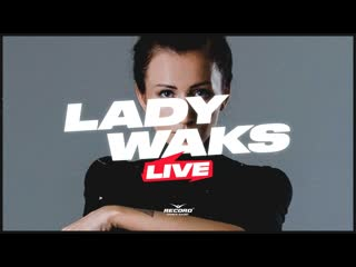 Lady waks | live