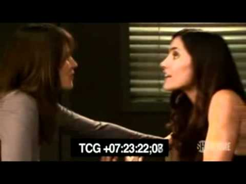 Lucy Lawless Rachel Shelley - The L Word