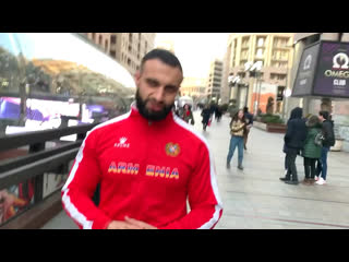 Фитнес тур Ереван 2020