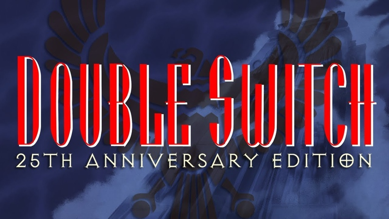 Double Switch - 25th Anniversary Edition - Announcement Trailer | Nintendo Switch