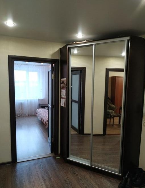 квартира в панельном доме Локомотивная 24