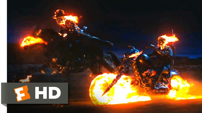 Ghost Rider Slade's Last Ride Scene 8 10 Movieclips