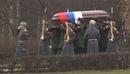 Разведчицу Гоар Вартанян похоронили рядом с мужем на Троекуровском кладбище