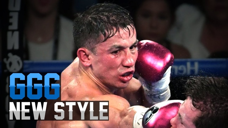 How Gennady Golovkin Changed His Boxing Style
