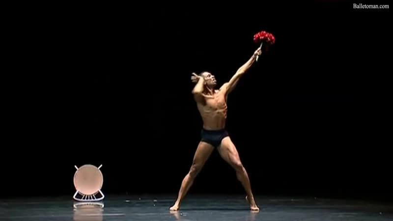 Desmond Richardson - Solo in the moonlight - Kremlin Gala 2013