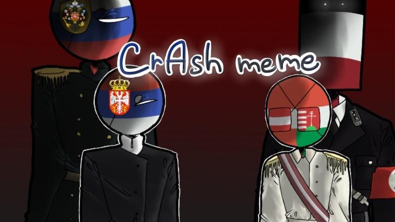 CrAsh meme countryhumans World war 1