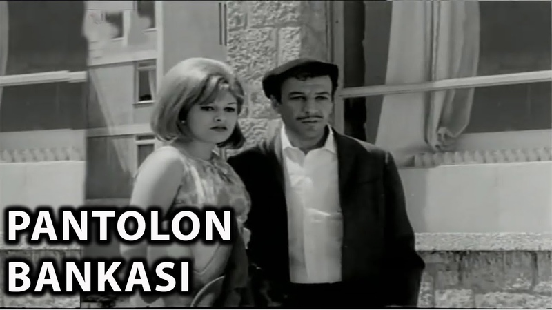 Pantolon Bankası 1965 Tek Parça Sadri Alışık Ajda Pekkan