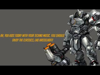 So they updated some of the rein lucio interactions