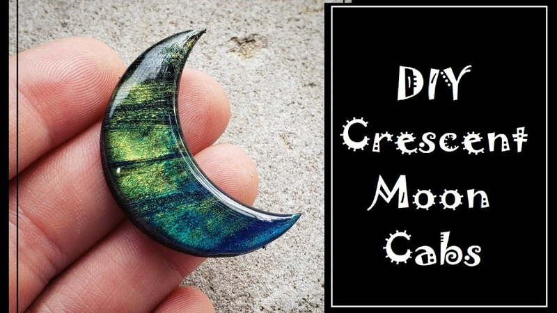 DIY Crescent Moon Cabs