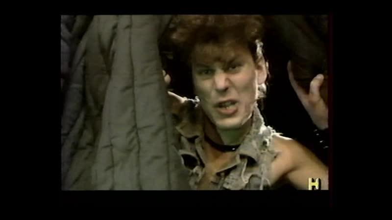 Сектор Газа - Колхозный Панк (VHS 1991)
