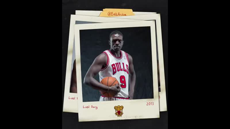 Luol Deng to retire as really a Chicago Bull.