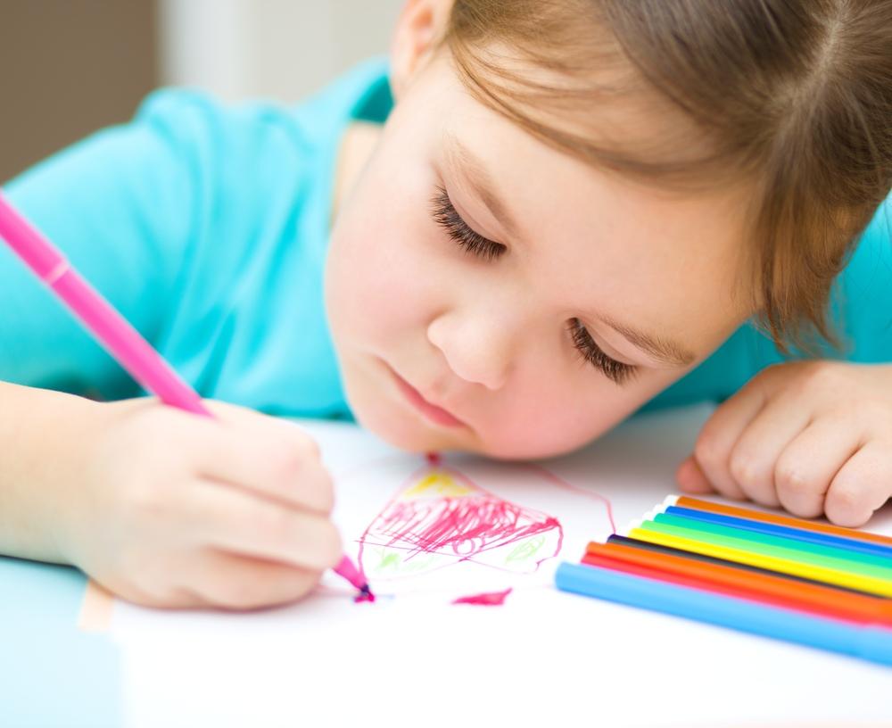 Что любимые цвета вашего ребенка говорят о его характере и предрасположенностях
