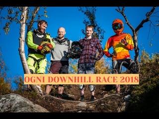 Мини отчет OGNI DOWNHILL RACE 2018