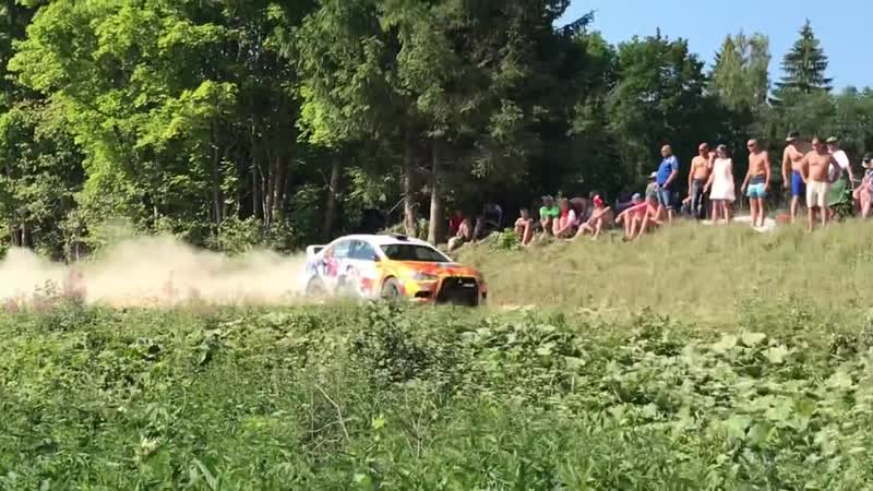 G Kruuda SS12 Rally Estonia 2018