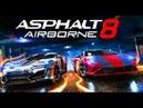 Мультики про Машинки Игры Гонки на Спорткарах Asphalt 8 Airborne 6