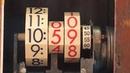 Seth Thomas Flip Clock in repurposed housing