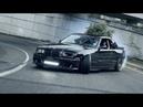 Нурминский Уйду с мыслями Drift BMW LS3 E36 Дрфит под музыку Топ дрифт Лучший дрифт Черная БМВ
