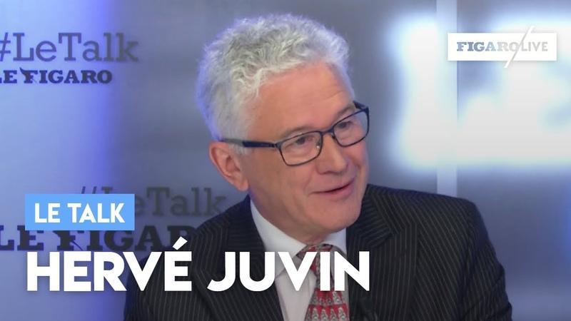 Le Talk d'Hervé Juvin La politique d'Emmanuel Macron met gravement en danger la paix civile