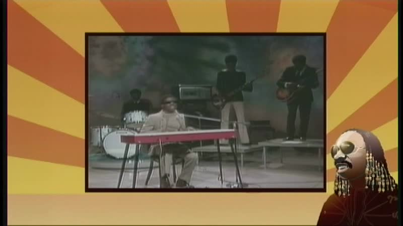Stevie Wonder — Never Dreamed You Would Leave In Summer = Videobiography
