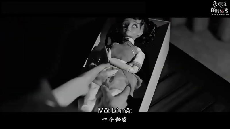 Tôi Biết Bí Mật Của Bạn Trailer Vietsub - 我知道你的秘密 | Phim Ngôn tình Trinh thám Trung Quốc Chuyển thể