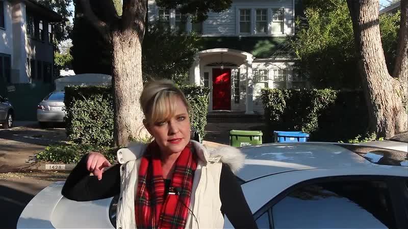 Lisa Wilcox 07 Original Nightmare On Elm Street House Los Angeles CA