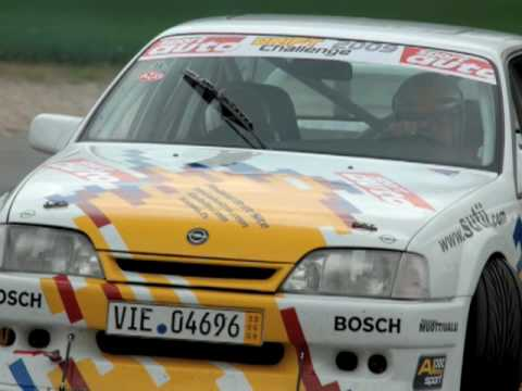 Drift Omega EVO 500 DTM-Revival Hockenheimring