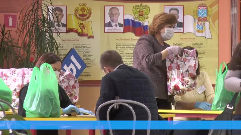 В Чебоксарах организовано обеспечение на период дистанционного обучения льготной категории школьников продуктовыми наборами