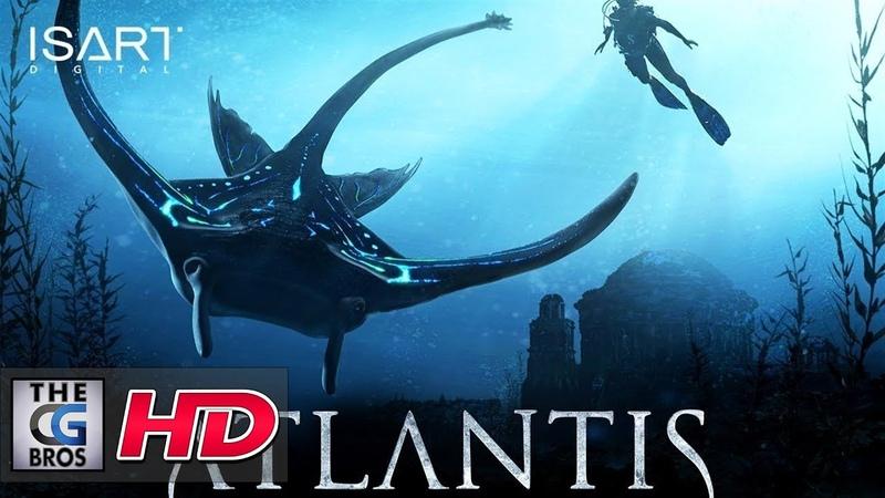 CGI 3D Animated Short Atlantis 2019 by ISART DIGITAL TheCGBros