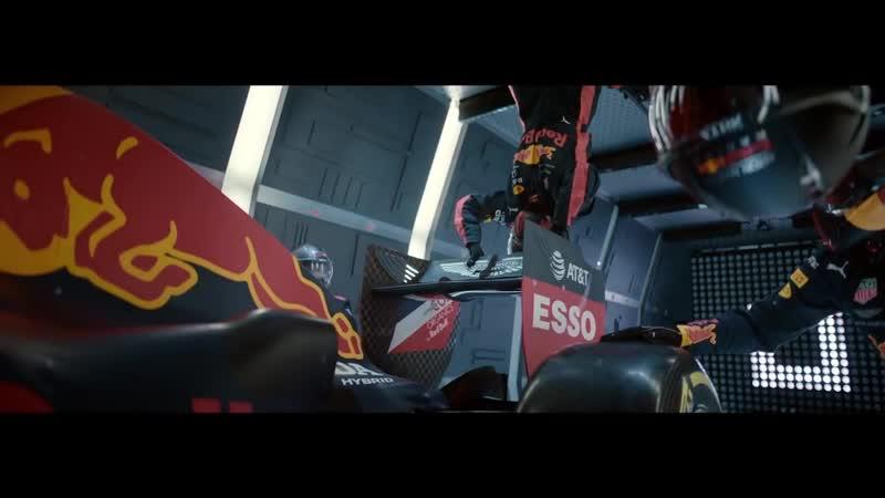 Команда «Формулы-1» провела пит-стоп в невесомости