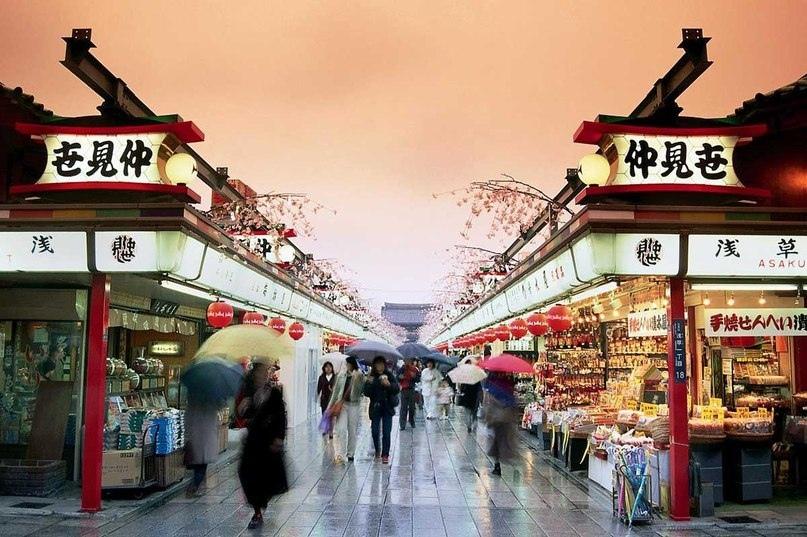 Страна восходящего солнца Япония