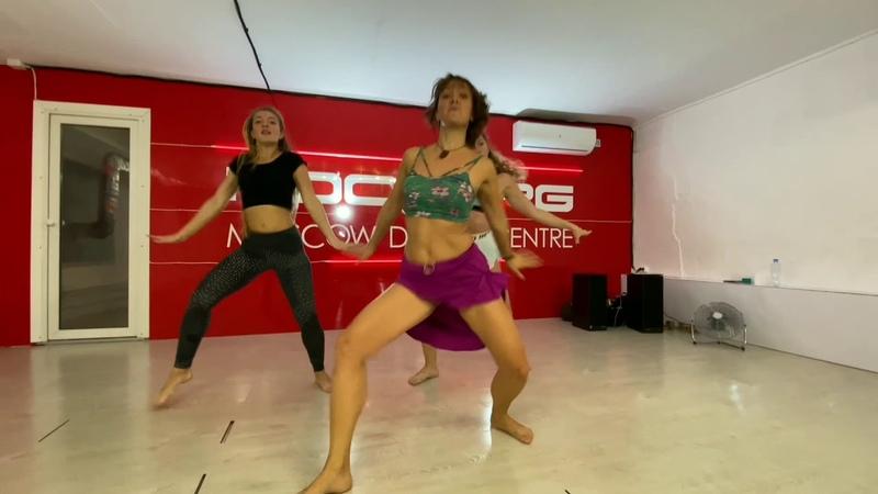 Taki Taki 💃 Latin Fusion Choreo by Jane Kornienko Raisky MDC NRG Studio Group