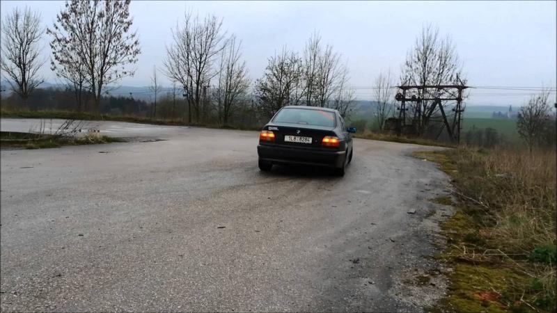 E39 523i Drift