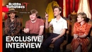 'It Chapter Two' Cast Talks Movie's Scariest Moments, Swimming in Blood, and Promised Cars