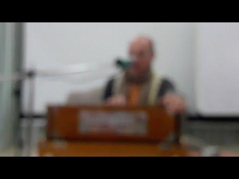 1. Е.С. Ш.Б.Б. Кешева Свами Махарадж. Миссионерское виденье Шрилы Прабхупады. 11.02.2019г. Занятие 1