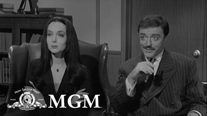 Morticia And The Psychiatrist Full Episode MGM