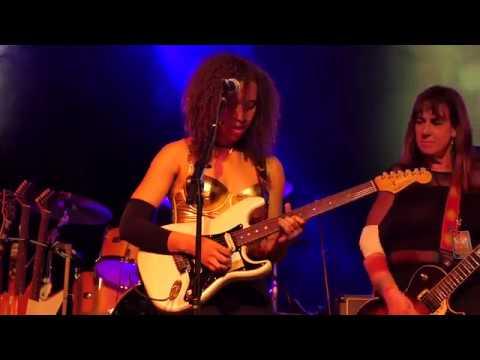 Ally Venable, Joanna Connor, Jackie Venson - Going Down - 5319 Dallas Guitar Festival (2019)