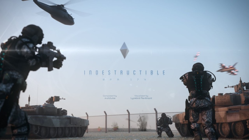 [PUMP IT UP XX] Indestructible(인디스트럭터블) CO-OPx2