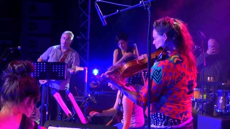 FRED FRITH GRAVITY PART 2 by Bas Andriessen De Muzen aug 10 2014
