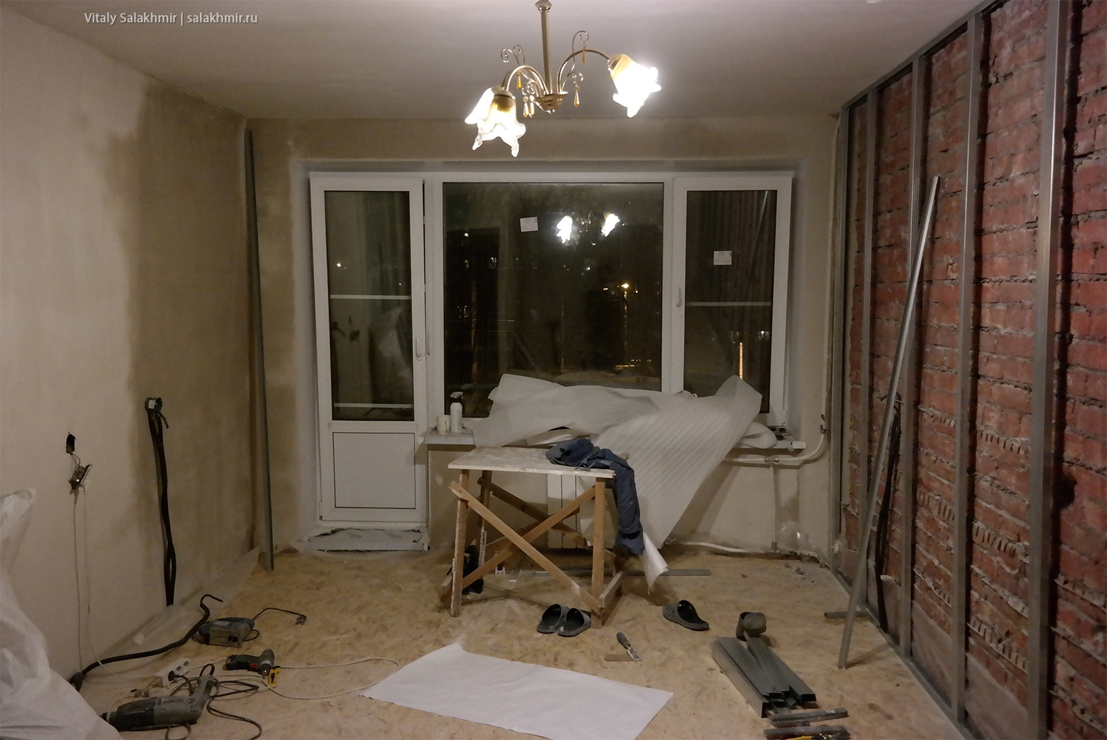 Ремонт квартиры в Санкт-Петербурге 2019