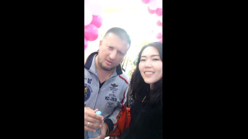 С Ренатом Агзамовым лучший кондитер Мира