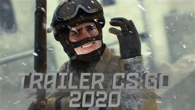 Counter-Strike :Cheater Offensive - официальный трейлер