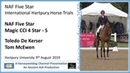 International Hartpury Horse Trials CCI 4*S Tom McEwen and Toledo De Kerser