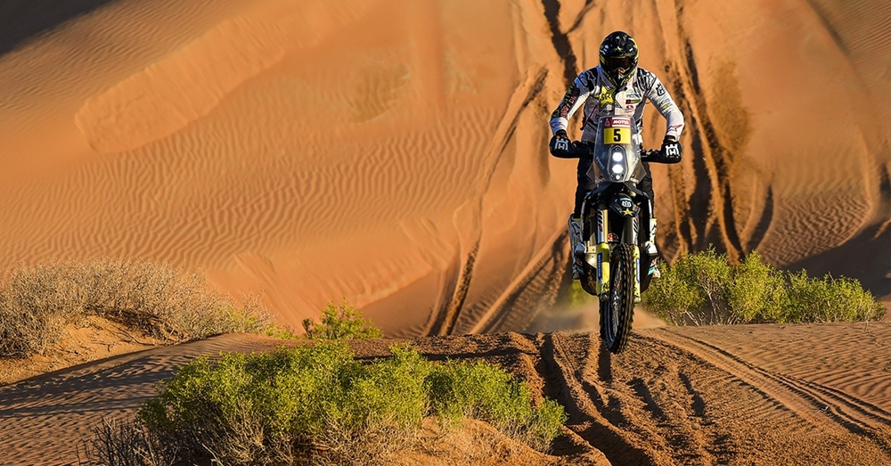 Ралли Дакар 2020: Пабло Кинтанилла выиграл 11-й этап