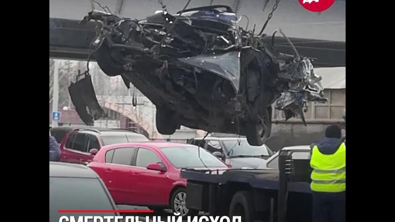 Жуткая авария в Казани прорыв блокады Ленинграда в Челнах лисица на Черном озере ТопДня