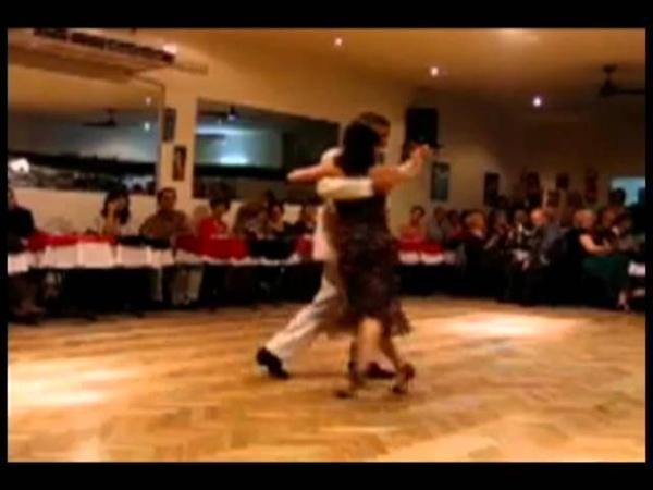 Luna Palacios Dany El Flaco Garcia Tango Negro Amazing Milonga re cut with Finale