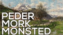 Peder Mørk Mønsted A collection of 284 paintings HD