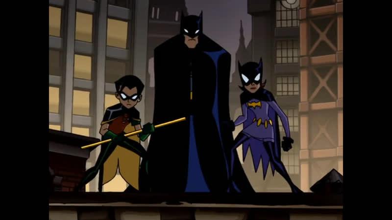 The Batman opening 2/Бэтмен (2004) Op 2